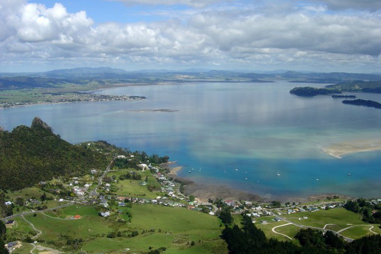 Whangarei Harbour | © Follash/WikiCommons