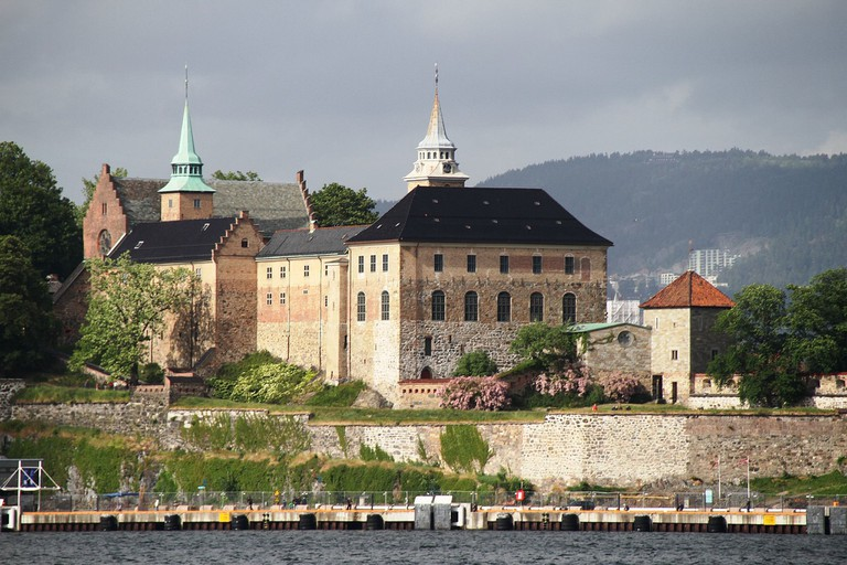 Festningen is situated near Akershus Fortress