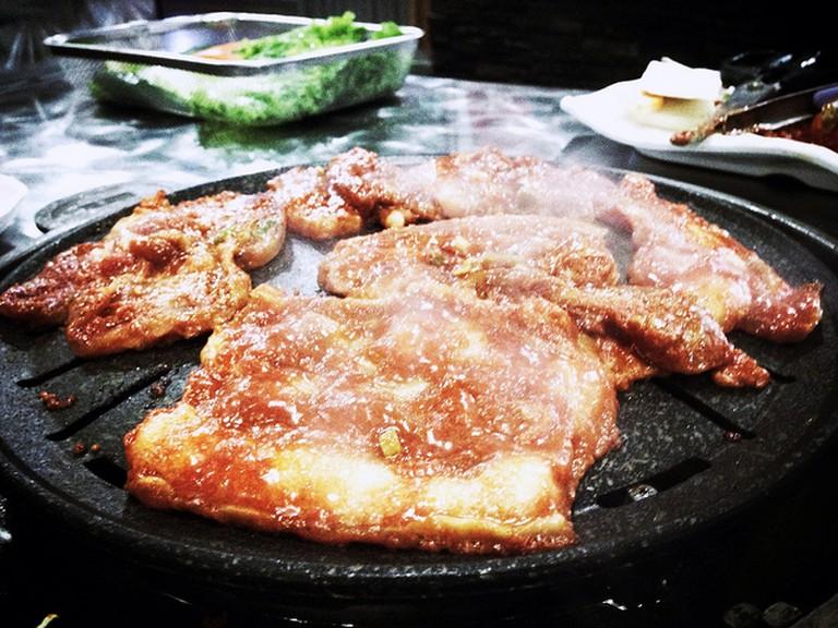 Korean BBQ | © Anokarina/Flickr