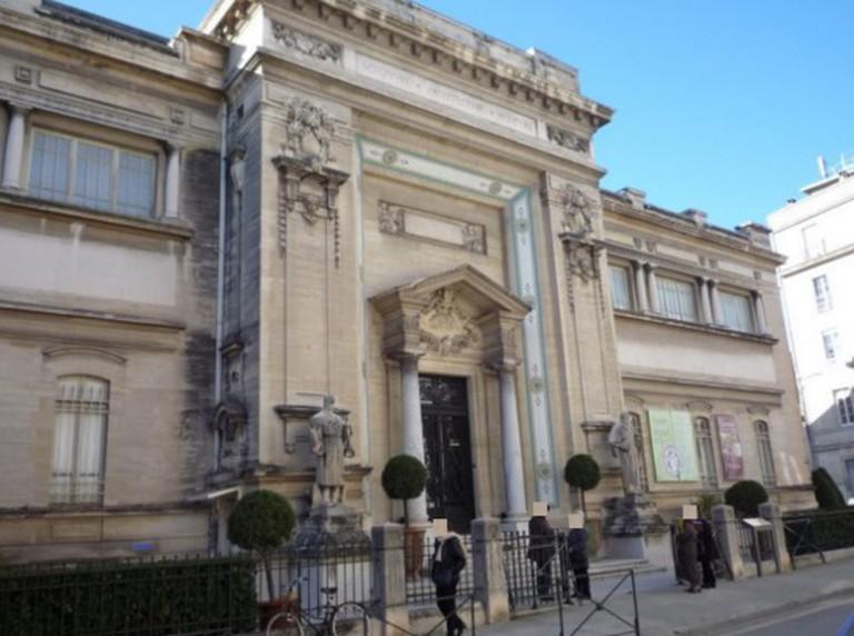 Musée des Beaux Arts, Nîmes | © Un naturaliste du Midi/WikiCommons