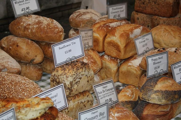 Redbournbury Mill Bread