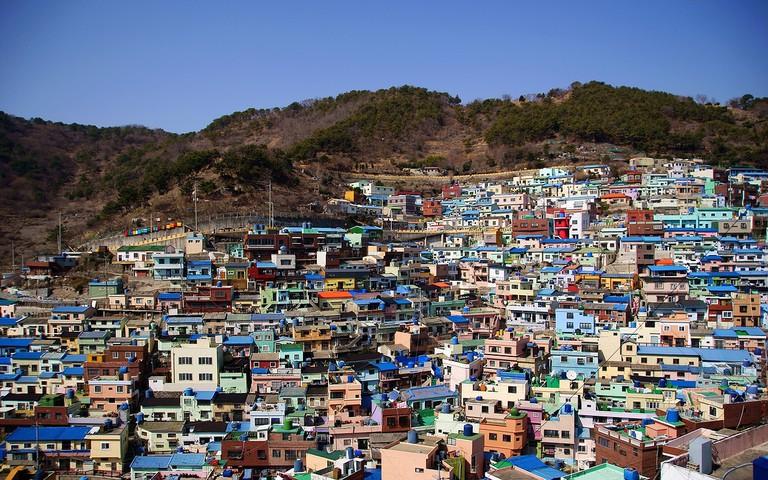 Gamcheon Cultural Village| © AldebaranTM/Pixabay