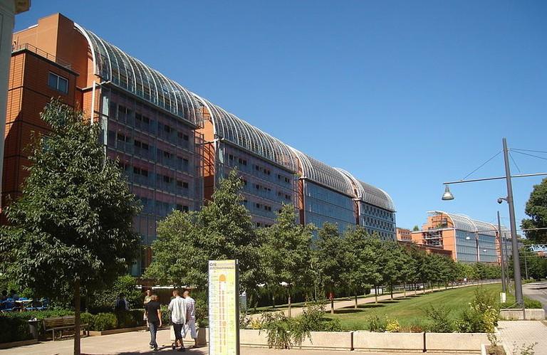 La Cité internationale de Lyon