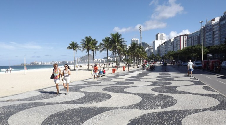 The Portuguese pavement wave | © Mteixeira62/WikiCommons