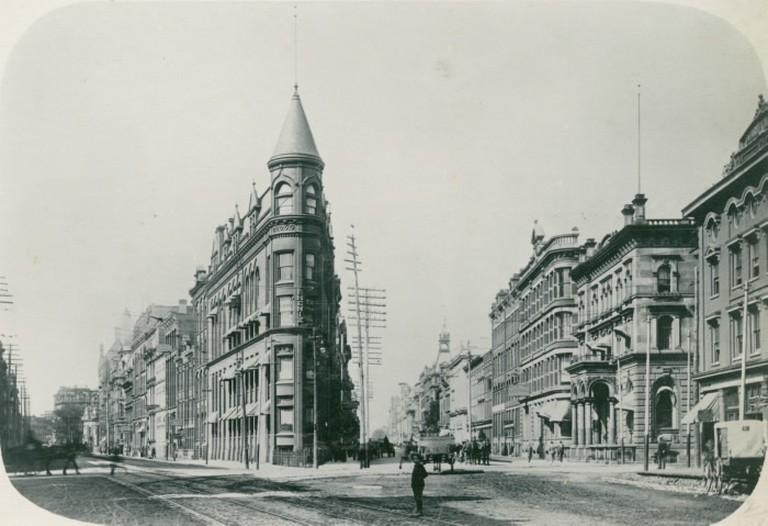 Wellington St. E. | Public Domain/Toronto Public Library