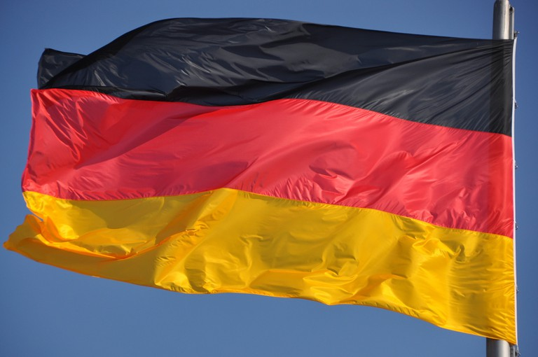 German Flag | © RalfWieckhorst/Pixabay