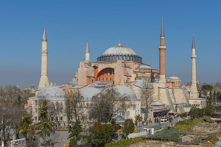 The Third Hagia Sophia, In 2013 |© Arild Vågen/WikiCommons