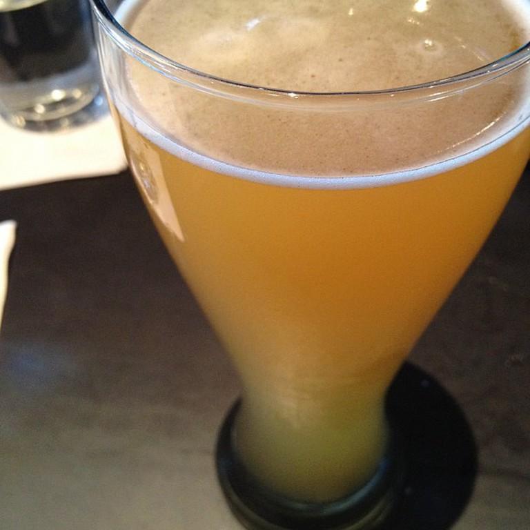 Beer at The Hay Merchant
