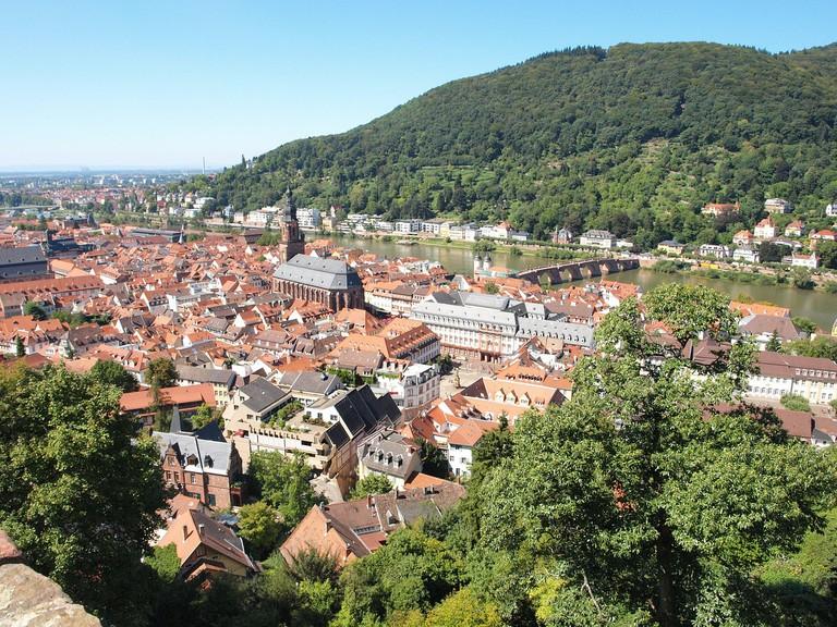 Heidelberg @ Pixabay