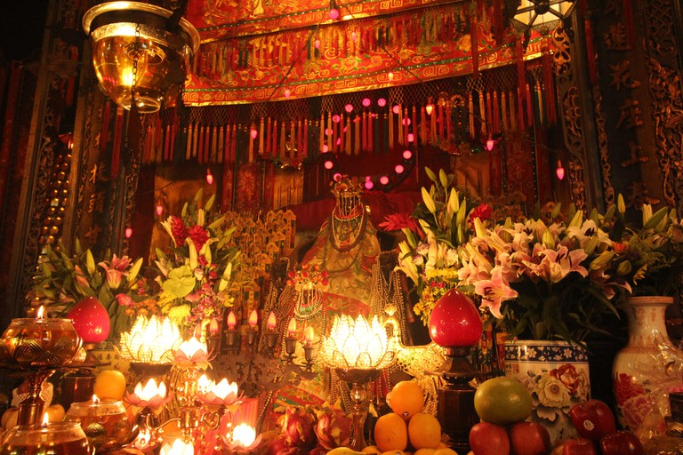 Kwun Yum Temple | © Kwun Yum Temple, Hung Hom, HK - Tom Billinge (25)/Flickr