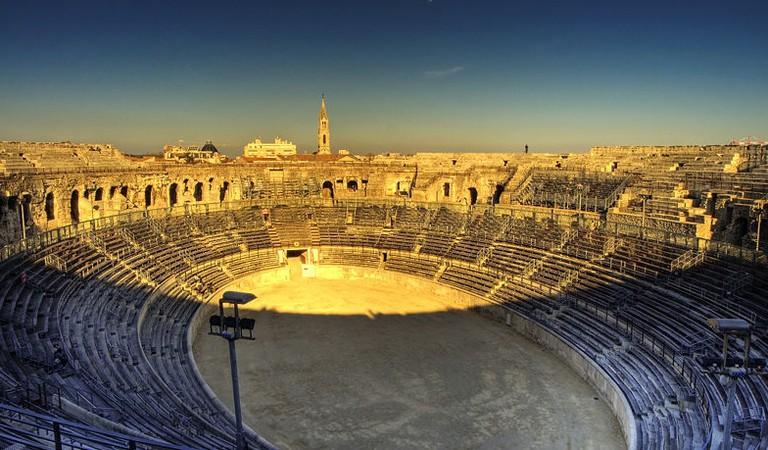 Nîmes-Palais | © Daniel VillaFruela/WikiCommons
