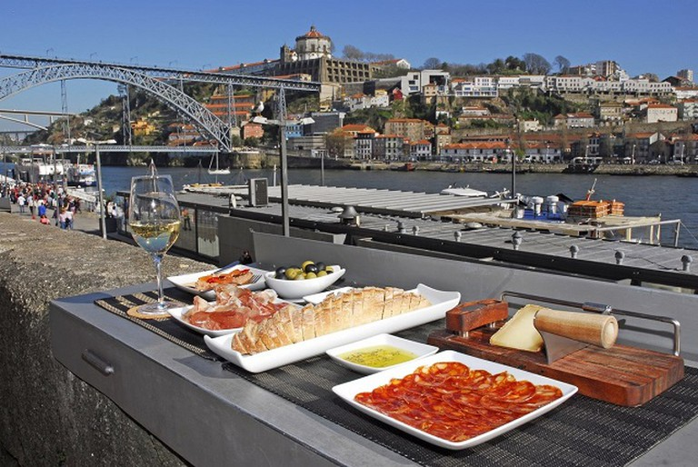 Wine And Tapas With A View | Courtesy Wine Quay Bar