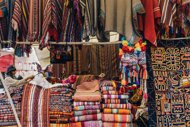 Cusco has some of the country's best shopping