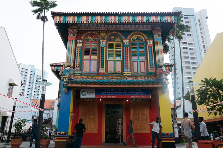 House of Tan Teng Niah, Little India, Singapore