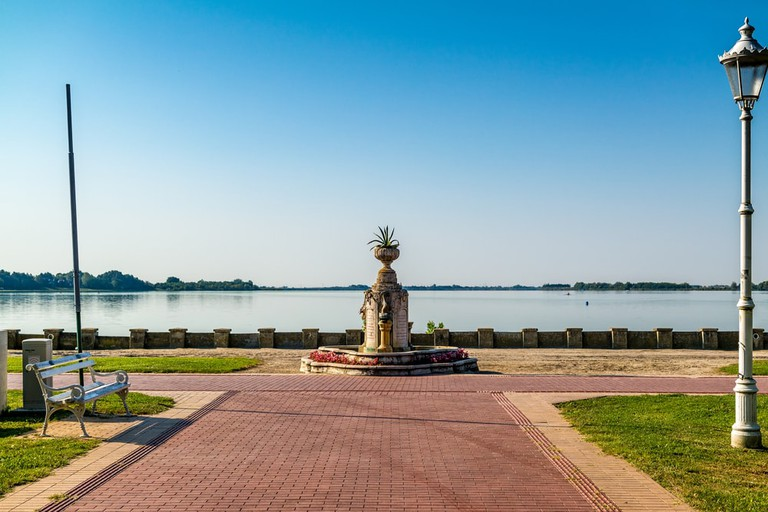 Lake Palić, created by tears (supposedly)
