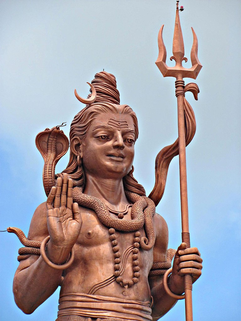 Statue of Mangal Mahadev | © Ashok666/WikiCommons