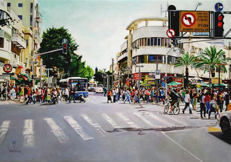 Allenby Street Tel Aviv