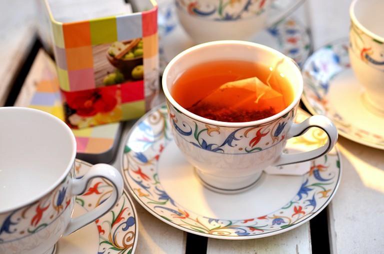 Tea time   © Stott / Pixabay