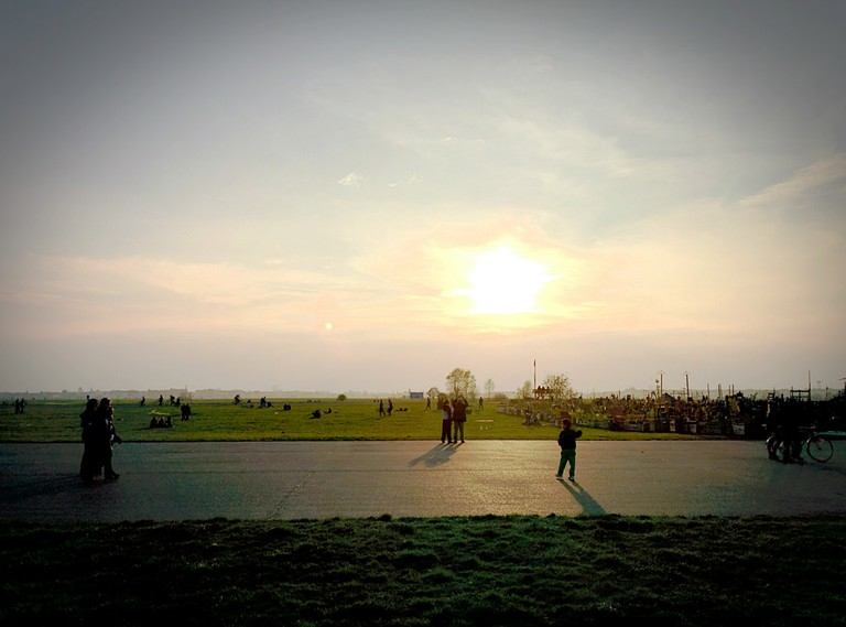 Tempelhofer Feld | © Scoobay/Flickr