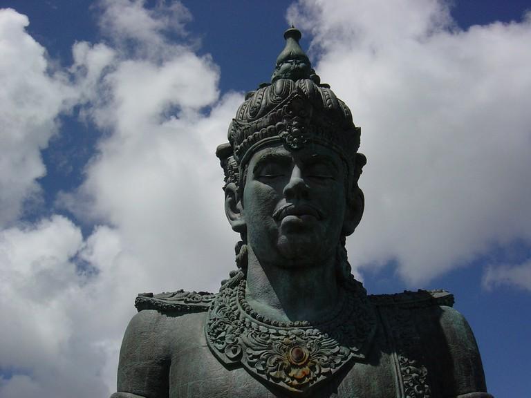 Vishnu Statue | © Pravin Premkumar/WikiCommons