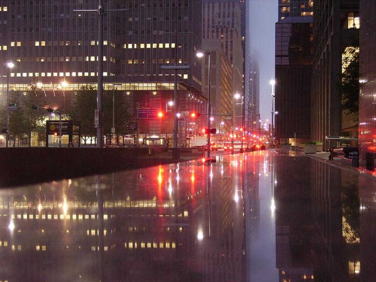 Downtown Houston Walker Street | © alan505/Flickr