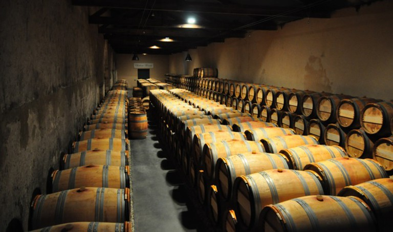 Wine Cellar | © xlibber/Flickr