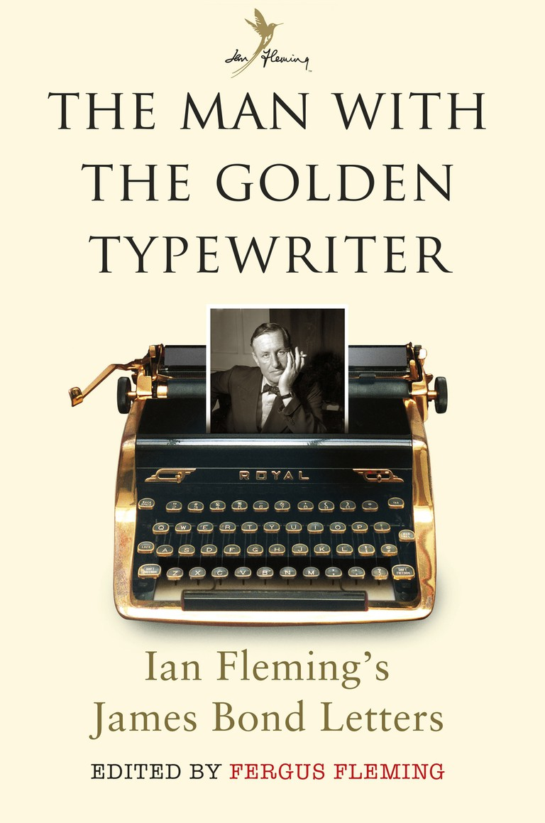 The Man With The Golden Typewriter | © Bloomsbury Publishing