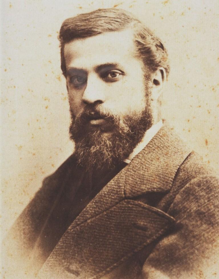 Antoni Gaudí | Pablo Audouard Deglaire/ Wikimedia Commons