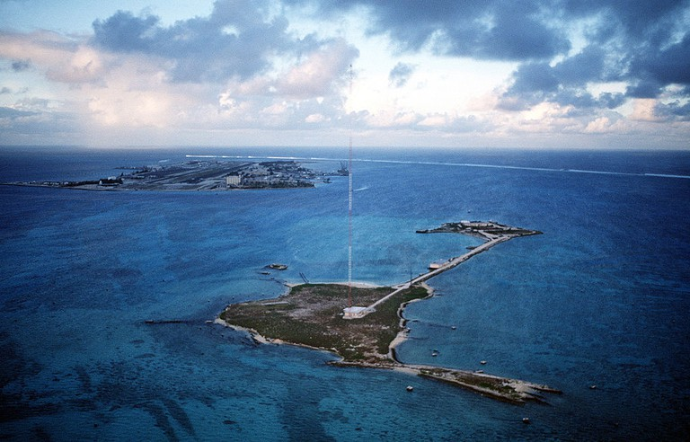 Johnston Atoll | © SSgt. Val Gempis, USAF/WikimediaCommons