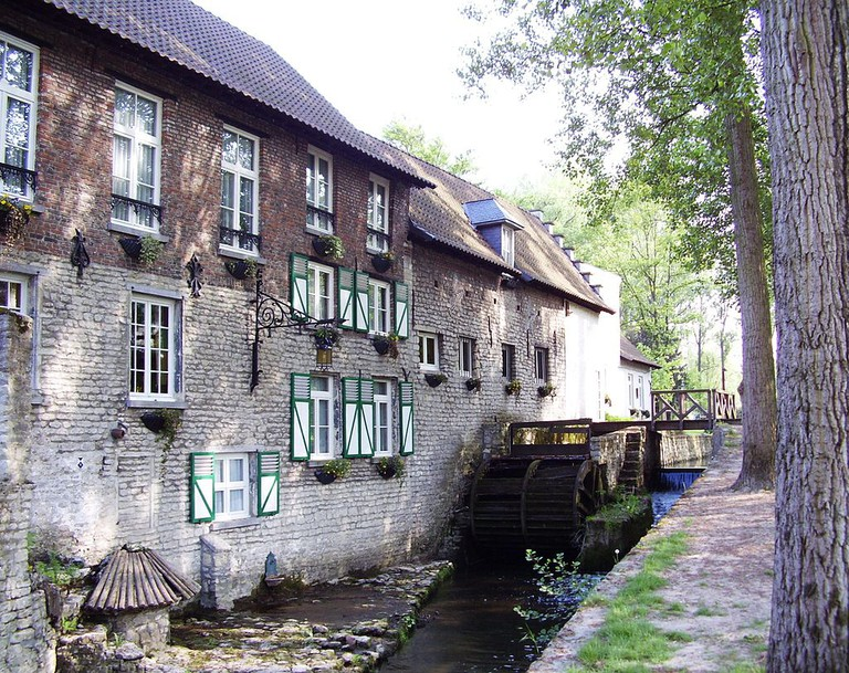 The Lindekemale Mill | © Ben2/WikiCommons