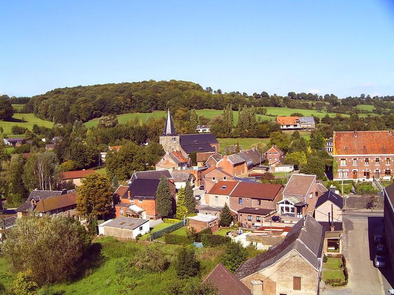 Sint-Martens-Voeren in the Limburg | © Jan Pesula/WikiCommons