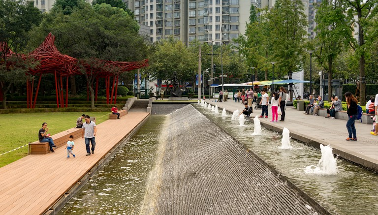 Lujiazui Central Green Space