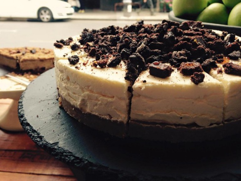 Oreo Cheesecake at Highness Café | © Courtesy of Highness Café