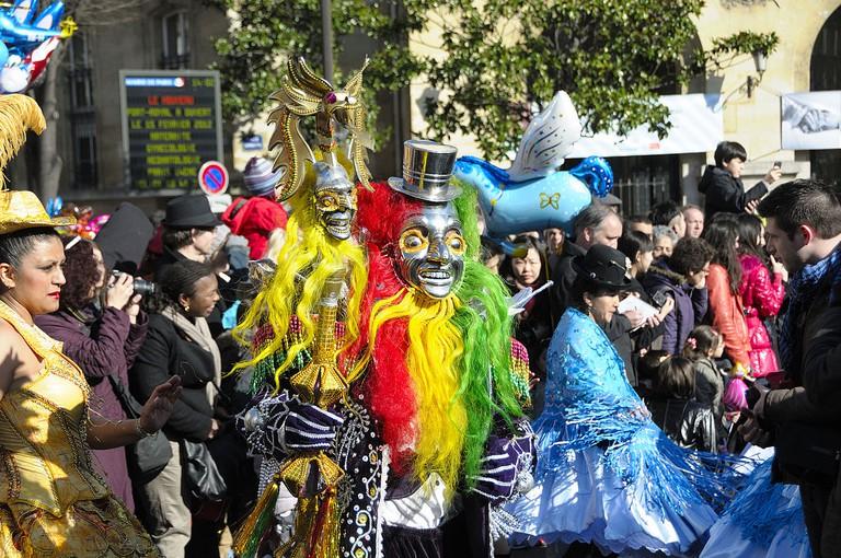 Carnaval de Paris | © Bernardmart/WikiCommons