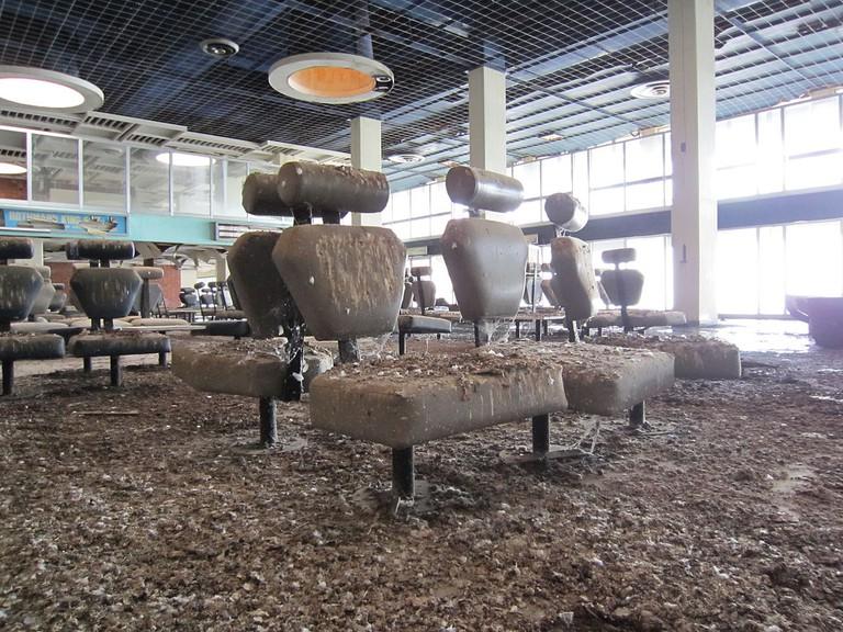 Inside Nicosia Airport | © Dickelbers/WikimediaCommons