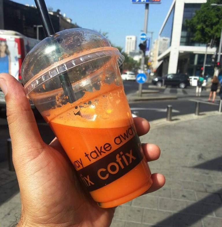 Cofix Juice © Cofix