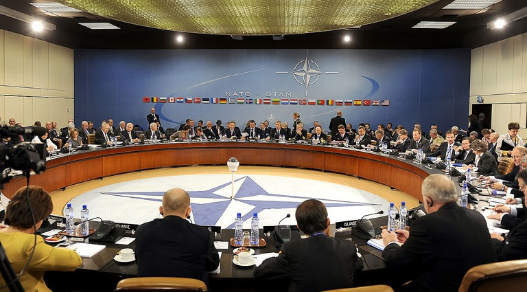 NATO Headquarters | © Public Domain/WikiCommons
