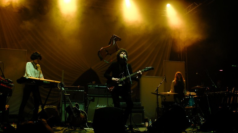 Golden Animals at the Granada Theater| © gina pina/Flickr