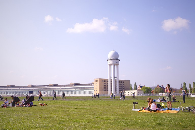Berlin Tempelhof today | © idhren/flickr