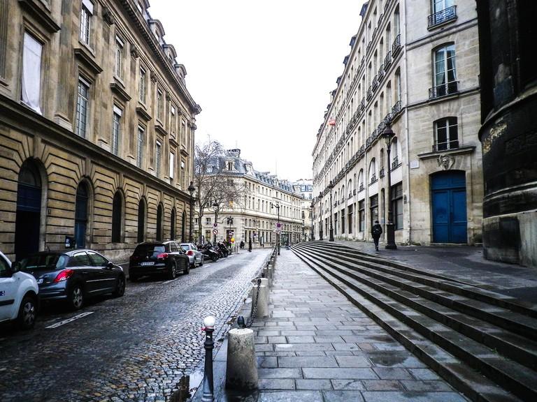 Streets of the Marais | © Sam Nabi/Flickr