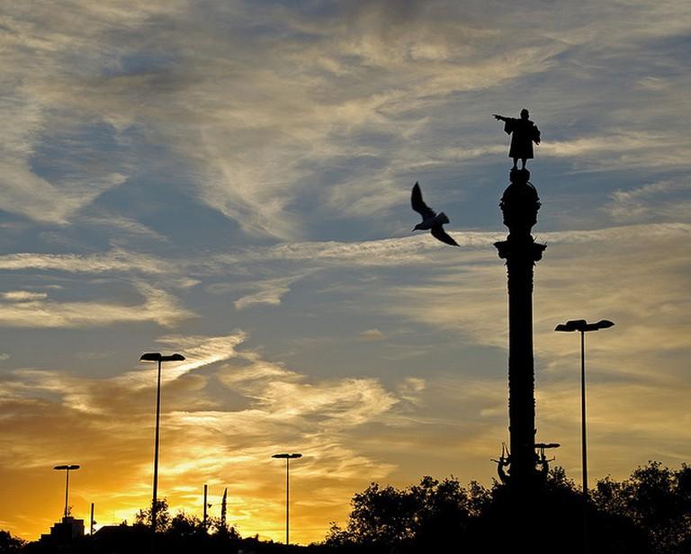 Columbus Monument | © Sebastià Giralt/Flickr