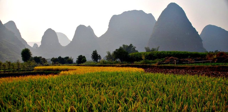 Chinese countryside | © Vera & Jean-Christophe/Flickr