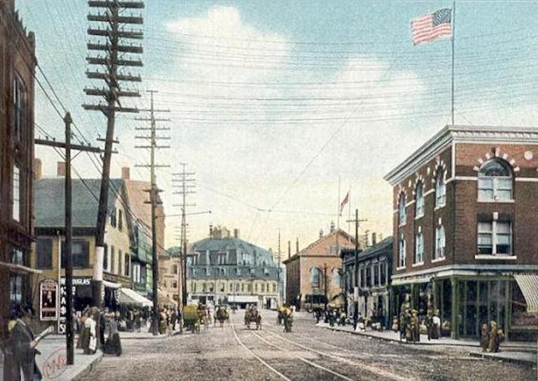 Malden, MA | © Unknown/WikiCommons