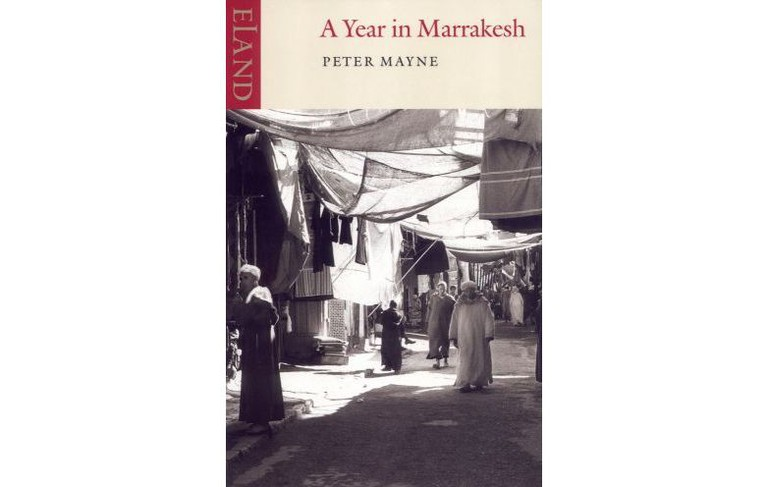 A Year in Marrakesh
