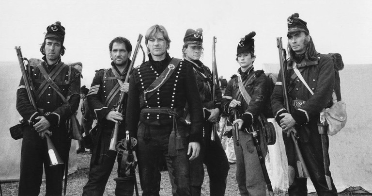 Sean Bean as the eponymous hero Richard Sharpe in the ITV Series |© ITV/Arteis