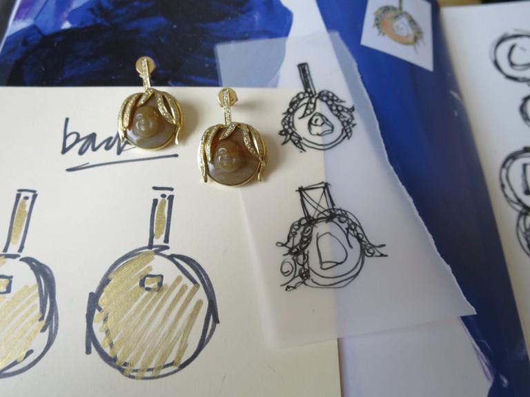 Designs by Tessa Packard | Courtesy of Tessa Packard London