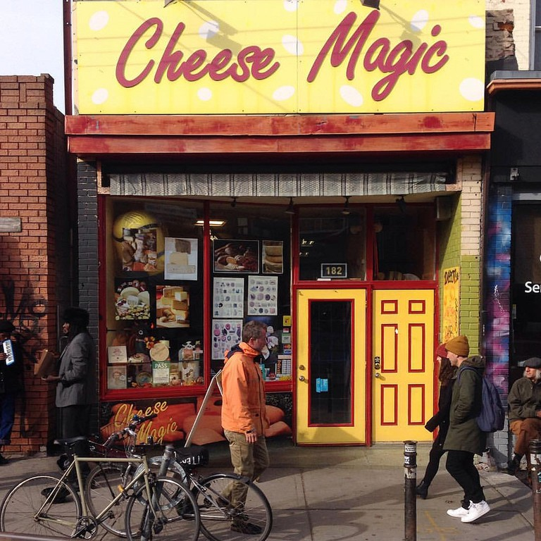 Cheese Magic, Kensington Market | Mark McGuire / Flickr