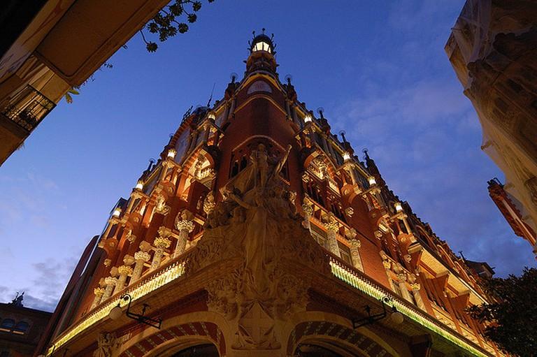 Palau de la Música Catalana | © Rosino/Flickr