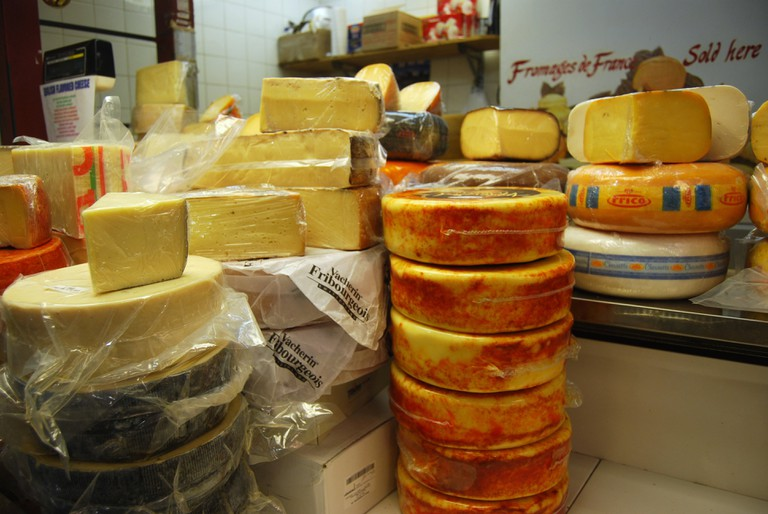 Cheese Shop | © missbossy / Flickr
