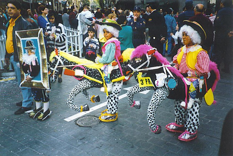 Carnaval Los Gigantes 1995 |© secrettenerife.co.uk / Flickr